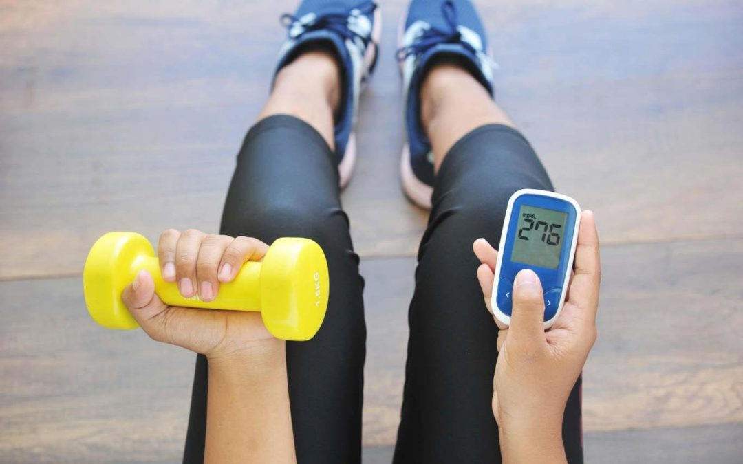 diabetes y ejercicio fisico y